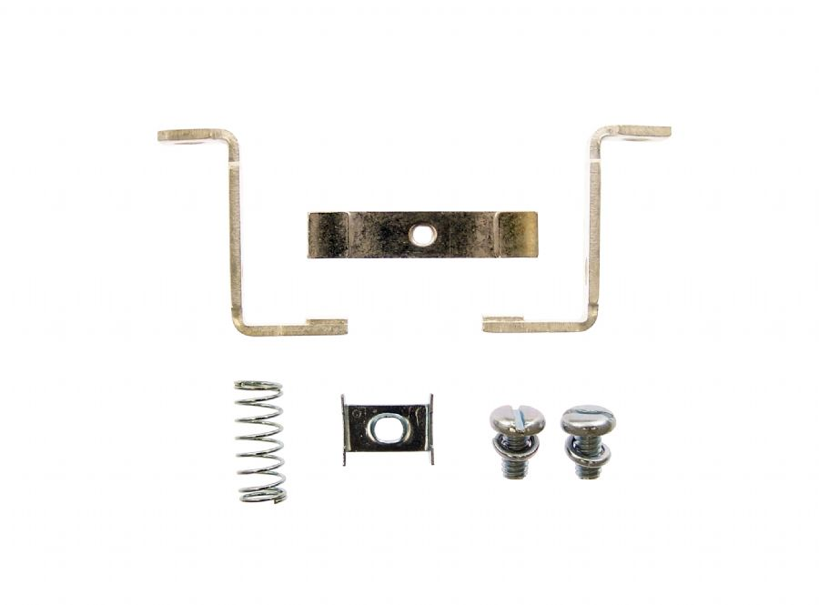 CUTLER HAMMER 6-22-2 CONTACT KIT SIZE 0 3 POLE STARTER CONTACTOR NEW